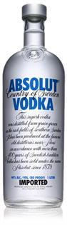 Absolut Premium Vodka 1.75l